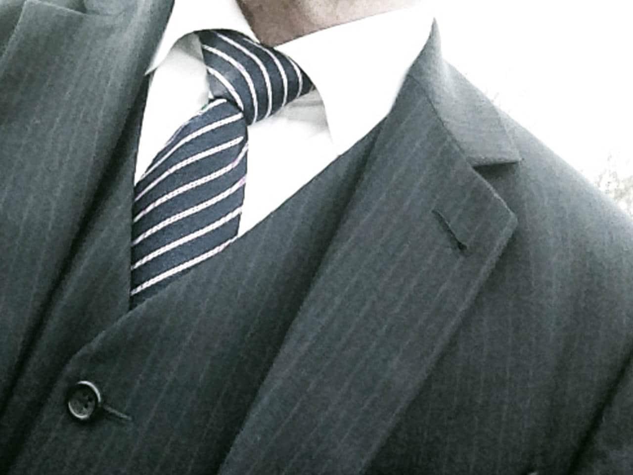 new concept 30adc ff43e Was kostet ein guter Anzug und - ist ein Maßanzug sein Geld ...