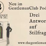 Podcast: drei Antworten auf Stilfragen