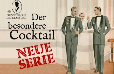 neue Serie im Club - Cocktail