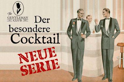 neue Serie im Club - Cocktail