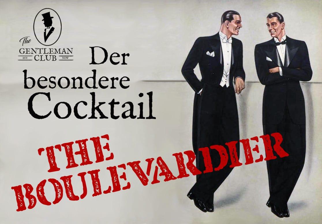 der besondere Cocktail: Boulevardier