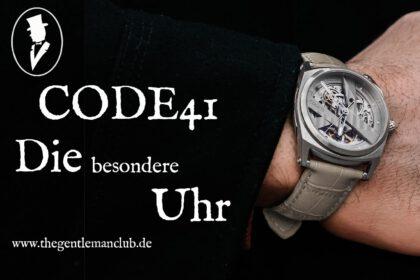 CODE41 Titel