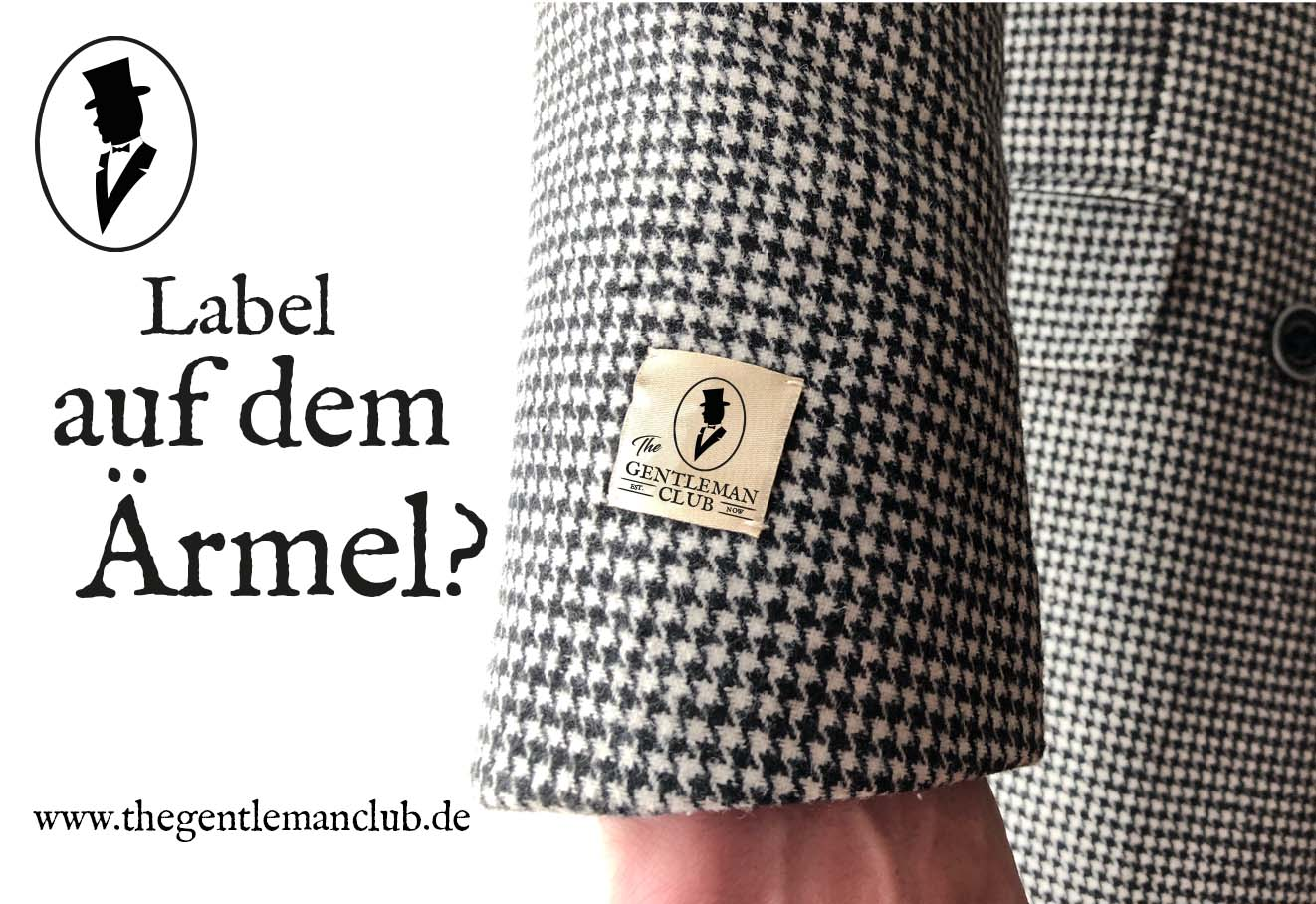 Logo am Ärmel