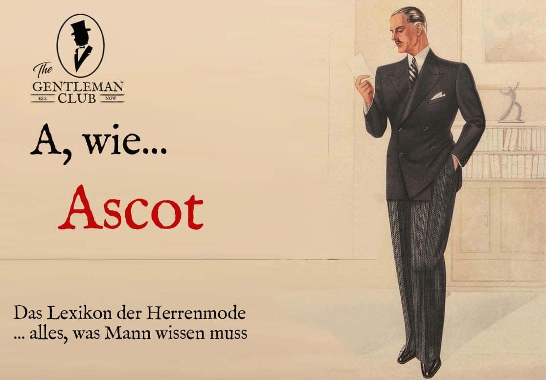 A wie Ascot